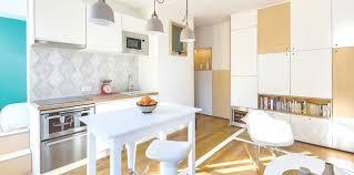 idee deco cuisine 25 idées déco pour égayer une cuisine blanche femme actuelle