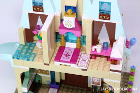 Barbie Princess Bedroom by Review Lego 41068 Arendelle Castle Celebration