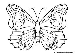 Coloriages à imprimer  Papillon numéro  130617