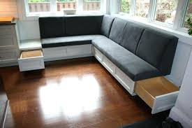 kitchen corner benches with storage bench seating ikea plans
