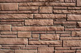 red sandstone brick wall texture picture free photograph