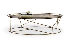 Glass Side Tables For Living Room by Coffee Tables Simple Modern Oval Coffee Table Sets With Storage