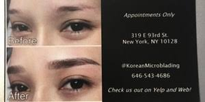 3d eyebrow microblading certificate permanent makeup tickets