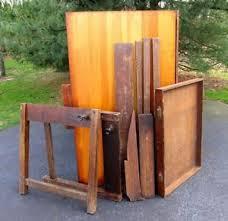 Vintage Wooden Drafting Table Vintage Drafting Table Parts U2013 Biantable