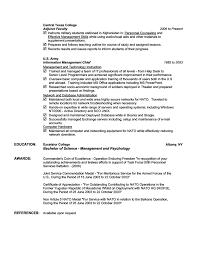 Sample Technical Resume by Sample Technology Resume Virtren Com