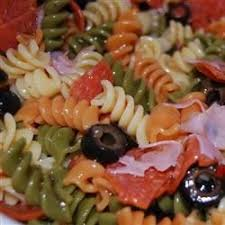 Pasta Salad Recipes With Italian Dressing Broccoli Pasta Salad Recipes Allrecipes Com