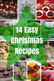 14 easy christmas recipes the multitasking woman