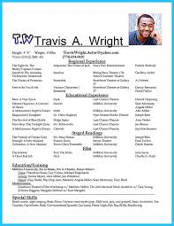 Ballet Resume Sample by 594 Best Resume Samples Images On Pinterest Resume Templates