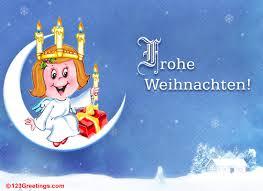 christmas wish christmas wish free german ecards greeting cards 123 greetings