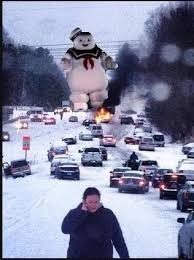 Snow Memes - nc snow meme attack on glenwood ave wral com