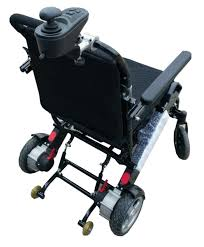 Motorized Pool Chair Attendant Controlled Electric Power Wheelchair
