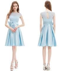 blue bridesmaid dresses high neck light blue bridesmaid dresses 2016 blue bridesmaid