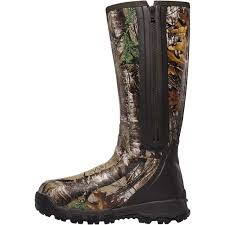 lacrosse footwear alphaburly pro side zip realtree xtra 1000g