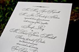 wedding invitations calligraphy wedding invitations ragedesign