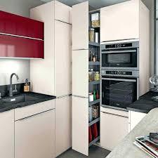 meuble de cuisine encastrable armoire cuisine pour four encastrable meuble cuisine pour plaque
