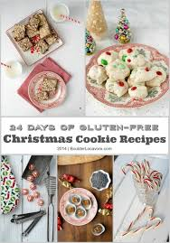 24 best gluten free christmas cookie recipes 2016 boulder