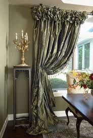 Gorgeous Curtains And Draperies Decor Ruched Drapes Design Pictures Remodel Decor And Ideas Page 6