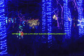 shady brook farm holiday light show holiday light show shines at shady brook farm delaware valley news