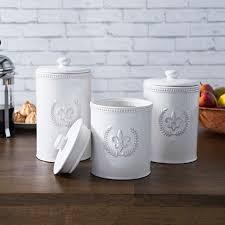 fleur de lis canisters for the kitchen canister sets for kitchen kitchen design