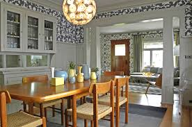 bungalow style homes interior get the look mid century modern meets craftsman better living