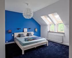 Dachgeschoss Schlafzimmer Design Schlafzimmer Mit Schrge Einrichten Schlafzimmer Gestalten Mit