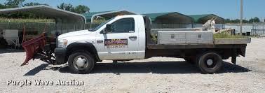 dodge ram 3500 flatbed 2007 dodge ram 3500 flatbed truck item dh9070 sol