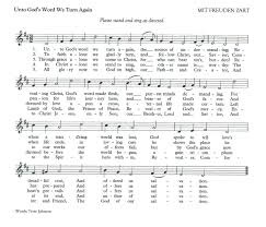 new hymn on the five solas of the reformation refo500