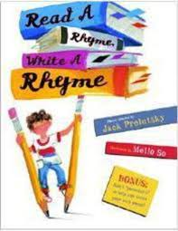 read a rhyme write a rhyme by jack prelutsky scholastic