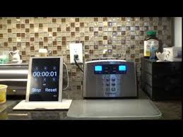 Cuisinart Toaster 4 Slice Cuisinart 4 Slice Toaster Review Real Review Timed Youtube