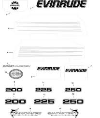 outboard decal replicas