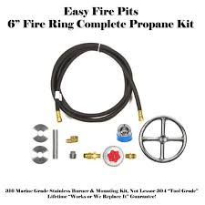 build a propane fire pit buy convert your wood fire pit to propane diy propane 12 fire pit