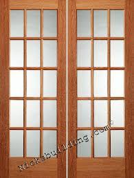 Interior French Doors Toronto - oak interior doors