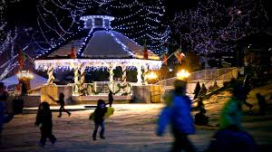 Pictures Of Christmas Lights by The Magic Of Leavenworth Christmas Tree Lighting Youtube