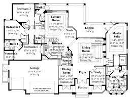 mediterranean style house plans mediterranean style house plan 4 beds 3 00 baths 2908 sqft luxihome