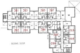 lawnview floorplan university of dayton ohio