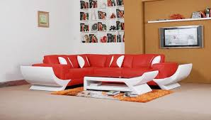 canapé fabriqué en canapé d angle en cuir italien design et pas cher modèle orchidée