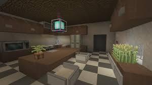 minecraft kitchen design christmas lights decoration