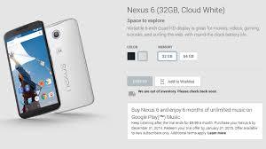 where to buy the nexus 6 in the uk tech advisor