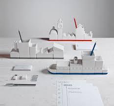 fourniture bureau design la gamme de contenants de bureau par hector serrano pour seletti