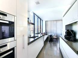 gallery kitchen ideas galley kitchen ideas with seating large size of kitchen galley
