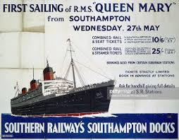 in focus 80 years since the maiden voyage of the queen mary liner