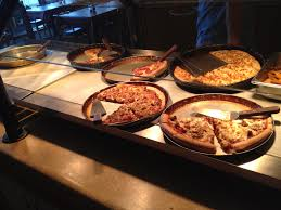 Pizza Hut Lunch Buffet Hours by Godfather U0027s Pizza Lunch Buffet Fargo Pizza Guy