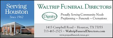 funeral homes in houston tx christians in business waltrip funeral home details