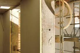 isolamento per interni isolamento termico dall interno con pannelli rp e cartongesso