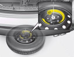 2011 hyundai elantra spare tire hyundai santa fe removing and storing the spare tire if you