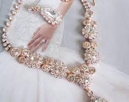 wedding necklace photos images Wedding necklace etsy jpg