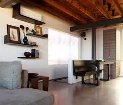 the benefit of installing floating wall shelves in your home