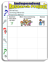 3rd grade writing paper critical thinking activities for fast finishers and beyond research project graphic organizer