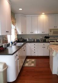 melamine paint for kitchen cabinets paint over 80s laminate cabinets marvelous how to refinish melamine