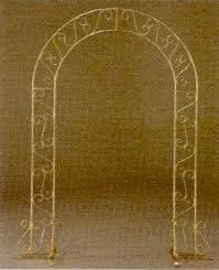 wedding arches to rent brass wedding arch rentals spartanburg sc where to rent brass